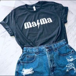 Custom Mama T-shirts!
